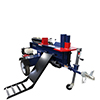 Front Right View of the BHH4013GX30 Commercial Firewood Splitter