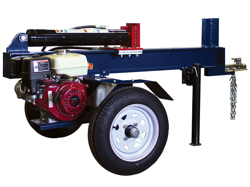 20 ton log splitter
