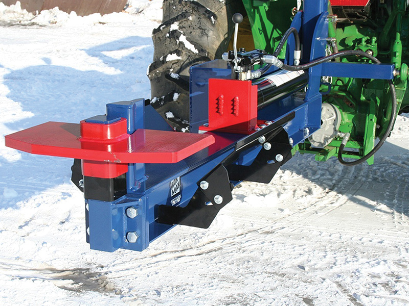 Tractor Mount Log Splitter Tmh16hyd Iron And Oak